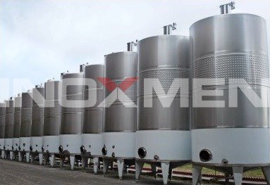Alcoholic-Beverage-Project-Examples-Wine-Rice-wine-Distilled-Spirit-Beer-Project-Wine-Fermentation-Tank