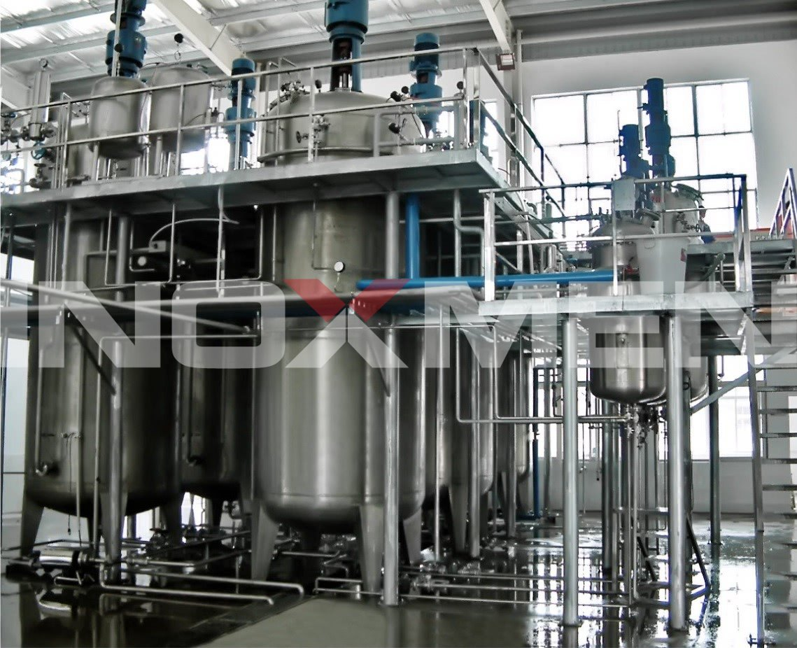 Biotechnological-Fermentation-Project-Examples-Gamma-Aminobutyric-acid-GA-BA-Theanine-Fructo-Oligosaccharide-Three-S