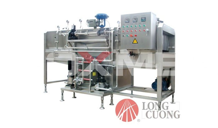 Continuous-Spraying-Pasteurizer