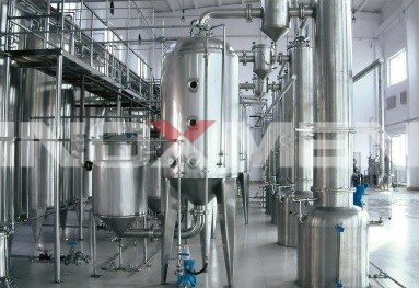 Pharmaceutical-Project-Engineering-Examples-3-Traditional-Oriental-Medicine-Extraction-and-Concentration-Line-Concentrator