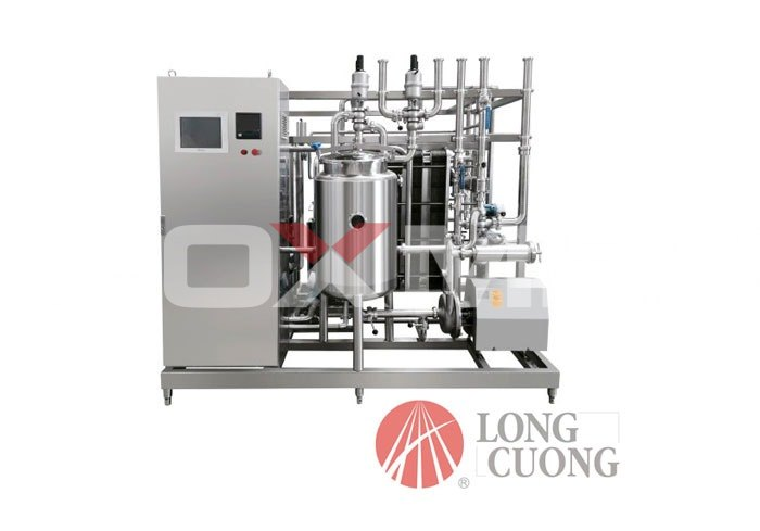 Plate-Pasteurizer-3-Section