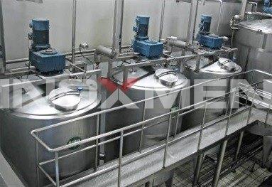 Tea-Beverage-Engineering-Examples-Sugar-Melting-System
